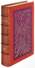 Books:Science Fiction & Fantasy, James Branch Cabell. Jurgen. A Comedy of Justice. [London]:[1949]. Limited edition....