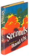Books:Science Fiction & Fantasy, David Ely. Seconds. New York: [1963]. First edition....