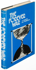 Books:Science Fiction & Fantasy, Joe Haldeman. The Forever War. New York: [1975]. Firstedition, inscribed....