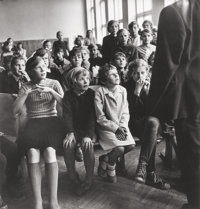 Antanas Sutkus (Lithuanian, b. 1939) Village Children at the Competition, 1966 Gelatin silver 12