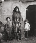Photographs:Gelatin Silver, Larry Colwell (American, b. 1911). Gypsies, Palma de Mallorca, Spain, 1962. Gelatin silver, printed later. 7-3/4 x 6-1/2...