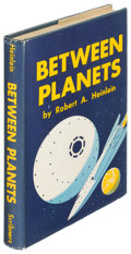 Books:Science Fiction & Fantasy, Robert A. Heinlein. Between Planets. New York: 1951. Firstedition....