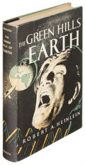 Books:Science Fiction & Fantasy, Robert A. Heinlein. The Green Hills of Earth. Chicago:[1951]. First edition....