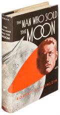 Books:Science Fiction & Fantasy, Robert A. Heinlein. The Man Who Sold the Moon. Chicago:[1950]. First edition....