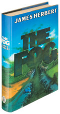 Books:Science Fiction & Fantasy, James Herbert. The Fog. [London]: [1975]. First edition....