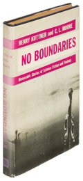 Books:Science Fiction & Fantasy, Henry Kuttner and C. L. Moore. No Boundaries. New York:[1955]. First edition....
