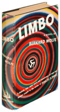 Books:Science Fiction & Fantasy, Bernard Wolfe. Limbo. New York: [1952]. First edition....