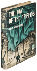 Books:Science Fiction & Fantasy, John Wyndham. The Day of the Triffids. Garden City: 1951. First edition, review copy....