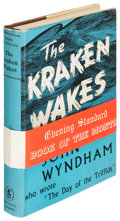Books:Science Fiction & Fantasy, John Wyndham. The Kraken Wakes. London: [1953]. First edition....