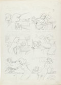 Original Comic Art:Miscellaneous, John Rosenberger Archie Preliminary Story Page 3 Original Art (Archie, c. 1970s)....