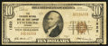 National Bank Notes:Virginia, Lynchburg, VA - $10 1929 Ty. 1 The Lynchburg NB & TC Ch. # 1522. ...