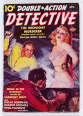 Pulps:Detective, Double-Action Detective V1#2 (Columbia, 1939) Condition: FN-....