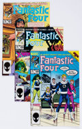 Modern Age (1980-Present):Superhero, Fantastic Four #285-291 Box Lot (Marvel, 1985-86) Condition:Average VF/NM.... (Total: 2 Box Lots)