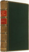 Books:Literature Pre-1900, Thomas Hardy. Jude the Obscure. [London: Osgood, McIlvaine and Co., 1896]....
