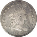 Early Dollars: , 1801 $1 VF25 NGC. B-3, BB-213, R.3. Well struck on the reverse withstrong definition on the ...