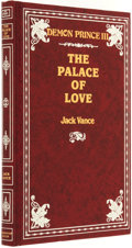 "Books:Science Fiction & Fantasy, John Holbrook Vance, writing as ""Jack Vance"". SIGNED/LIMITED. The Palace of Love. San Francisco, CA, Columbia, P..."