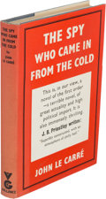 Books:Literature 1900-up, John Le Carré. The Spy Who Came in from the Cold. London:1963. First edition. Source material for the 1965 Martin R...