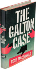 Books:Literature 1900-up, Ross Macdonald. The Galton Case. New York: 1959. Firstedition....