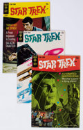 Silver Age (1956-1969):Science Fiction, Star Trek Group of 29 (Gold Key, 1968-79) Condition: AverageFN/VF.... (Total: 29 Comic Books)