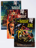 Silver Age (1956-1969):Horror, Twilight Zone Group of 24 (Gold Key, 1966-82) Condition: AverageFN/VF.... (Total: 24 Comic Books)