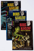 Silver Age (1956-1969):Horror, Boris Karloff Tales of Mystery Group of 25 (Gold Key, 1965-80)Condition: Average FN/VF.... (Total: 25 Comic Books)