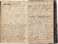 Military & Patriotic:Civil War, Union Soldier's 1862 Diary Kept by Corporal Jacob R. Sterrett of Co. D, 11th Ohio Regiment. ... (Total: 2 Items)