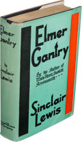 Books:Literature 1900-up, Sinclair Lewis. Elmer Gantry. New York: Harcourt, Brace andCompany, [1927]. First edition. Octavo. [viii], 432 page... (Total:2 Items)