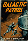 Books:Science Fiction & Fantasy, Edward E[lmer] Smith. SIGNED/LIMITED. Galactic Patrol.Reading, Pennsylvania: Fantasy Press, 1950. ...
