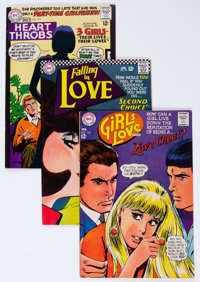 DC Silver and Bronze Age Romance Comics Group of 38 (DC, 1960s-70s) Condition: VF+.... (Total: 38 Comic Books)