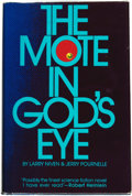 Books:Science Fiction & Fantasy, Larry Niven and Jerry Pournelle. SIGNED. The Mote in God's Eye. New York: Simon and Schuster, 1974....