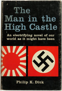 Philip K[indred] Dick. The Man in the High Castle. New York: G. P. Putnam's Sons, [1962]