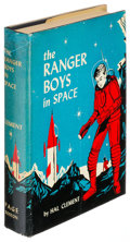 Books:Science Fiction & Fantasy, Hal Clement. The Ranger Boys in Space. Boston: [1956]. Firstedition....