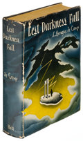 Books:Science Fiction & Fantasy, L. Sprague De Camp. Lest Darkness Fall. New York: [1941]. First edition....