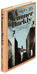 Books:Science Fiction & Fantasy, Philip K. Dick. A Scanner Darkly. Garden City: 1977. Firstedition....