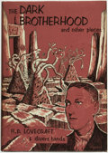 Books:Horror & Supernatural, H[oward] P[hillips] Lovecraft. The Dark Brotherhood and OtherPieces. Sauk City, Wisconsin: Arkham House: Publishers...