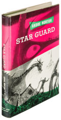 Books:Science Fiction & Fantasy, Andre Norton. Star Guard. New York: [1955]. First edition....