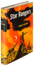Books:Science Fiction & Fantasy, Andre Norton. Star Rangers. New York: [1953]. First edition....