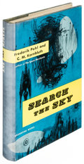 Books:Science Fiction & Fantasy, Frederik Pohl and C. M. Kornbluth. Search the Sky. New York: [1955]. First edition.. ...