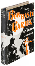 Books:Mystery & Detective Fiction, Sax Rohmer. Bimbashi Baruk of Egypt. New York: 1944. FirstU.S. edition....