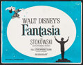"""Movie Posters:Animation, Fantasia (Buena Vista, R-1963). Production Scenes Stills Book (24Pages, 8.5"""" X 11""""). Animation.. ..."""