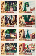 """Movie Posters:Science Fiction, The Giant Behemoth (Allied Artists, 1959). Lobby Card Set of 8 (11"""" X 14""""). Science Fiction.. ... (Total: 8 Items)"""