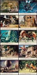 """Movie Posters:Science Fiction, Mysterious Island (Columbia, 1961). British Front of House Color Photos (10) (8"""" X 10""""). Science Fiction.. ... (Total: 10 Items)"""
