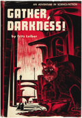 Books:Science Fiction & Fantasy, Fritz Leiber. Gather, Darkness! New York: Pellegrini & Cudahy, [1950]....