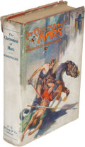 Books:Science Fiction & Fantasy, Edgar Rice Burroughs. The Chessmen of Mars. Chicago: A. C. McClurg & Co., 1922. First edition. Presentation copy...