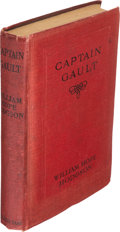 Books:Horror & Supernatural, William Hope Hodgson. Captain Gault. London: Eveleigh NashCompany, 1917. First edition....
