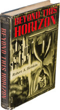 Books:Science Fiction & Fantasy, Robert A. Heinlein. Beyond This Horizon. Reading, Pennsylvania: Fantasy Press, 1948. First edition. Signed by the ...