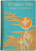 Books:Literature Pre-1900, Robert W. Chambers. The Maker of Moons. New York and London:G.P. Putnam's Sons, 1896....