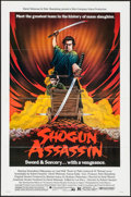 "Movie Posters:Foreign, Shogun Assassin (New World, 1980). One Sheet (27"" X 41""). Foreign.. ..."