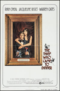 "The Thief Who Came to Dinner & Others Lot (Warner Brothers, 1973). One Sheets (4) (27"" X 41"") Style B. Com..."