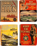 Big Little Book:Miscellaneous, Big Little Book War-Related Group of 6 (Whitman, 1936-42)....(Total: 6 Comic Books)